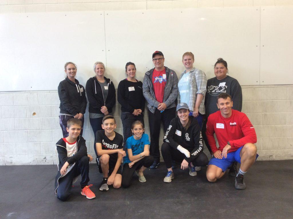 CrossFit Calgary, Calgary, AB