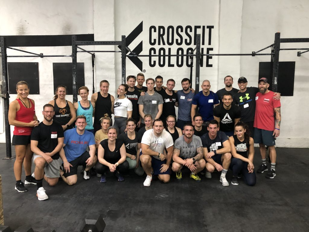 CrossFit Cologne, Cologne, Germany