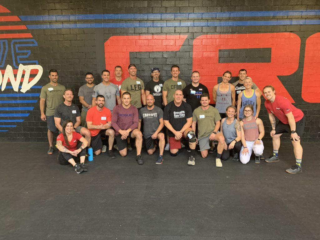 CrossFit Above and Beyond, Little Rock, AR
