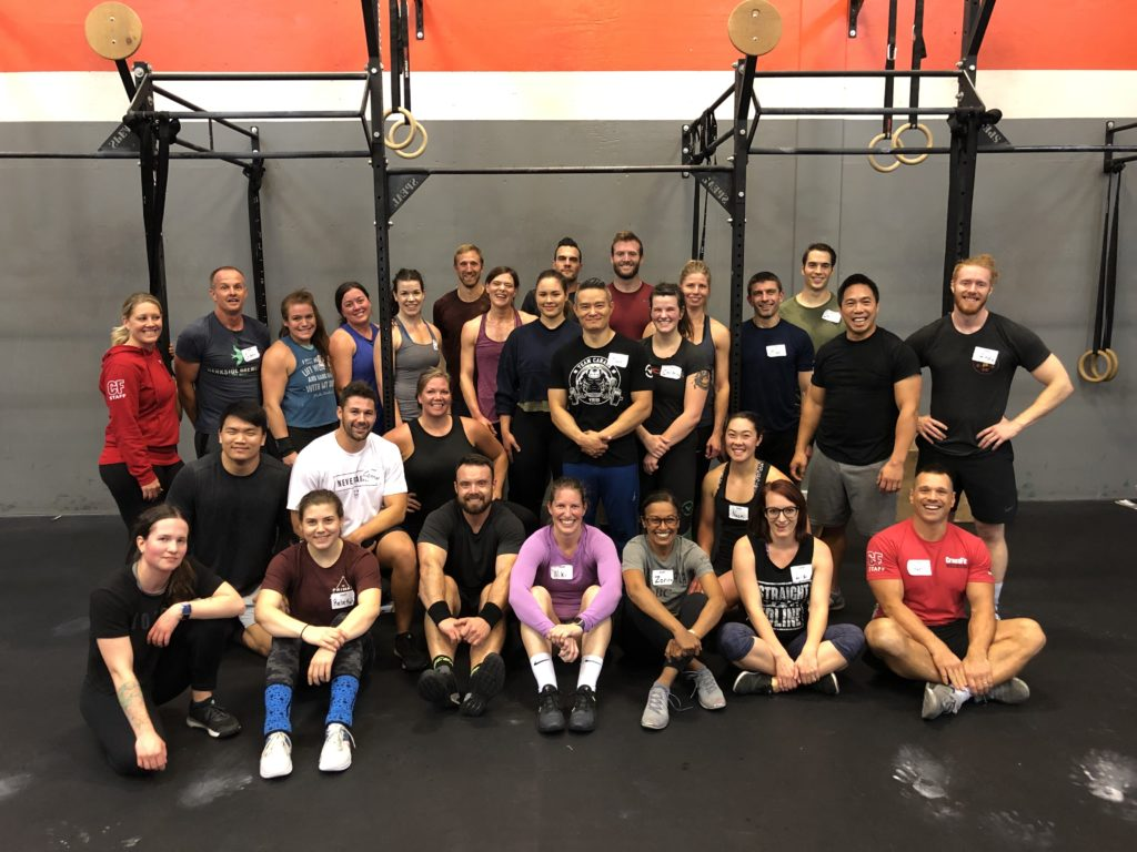 CrossFit New West, New Westminster, BC