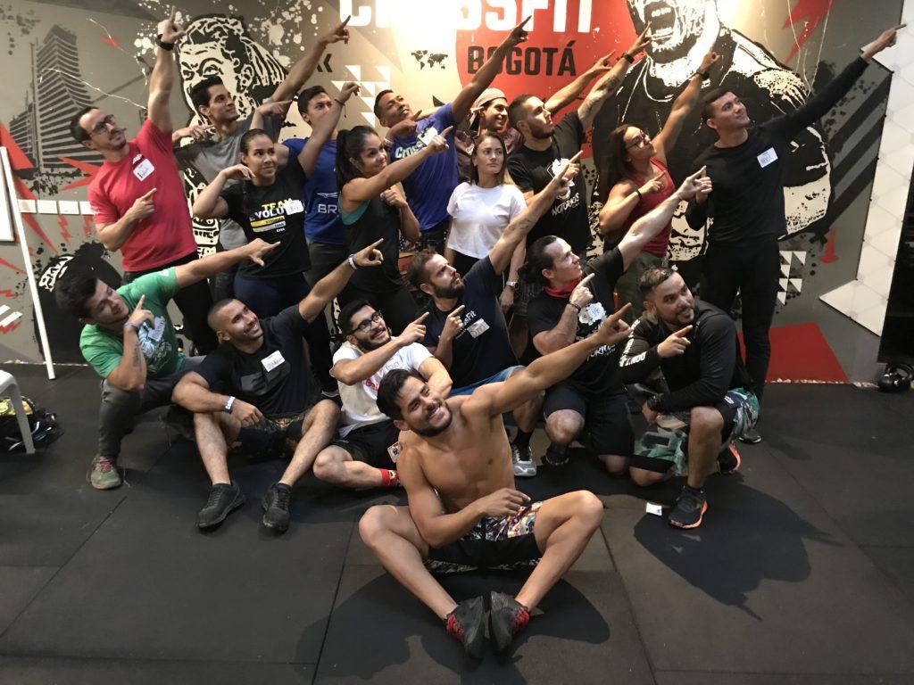 CrossFit Bogota, Bogota, Colombia