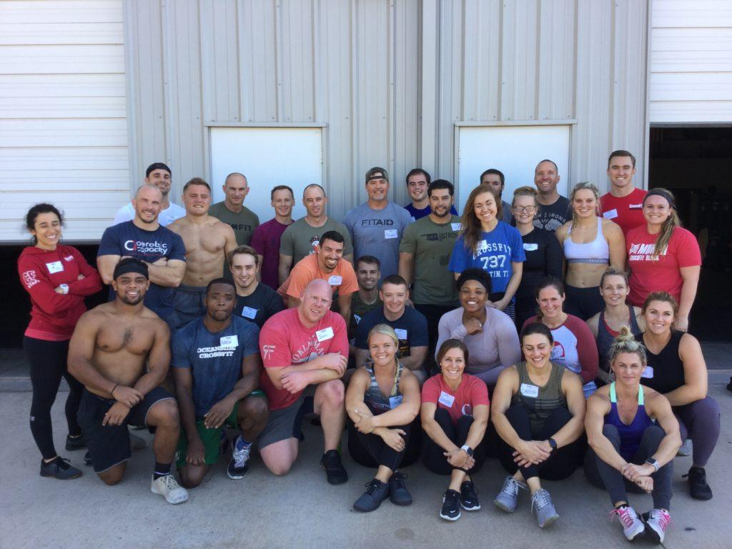 Koda CrossFit, Oklahoma City, OK