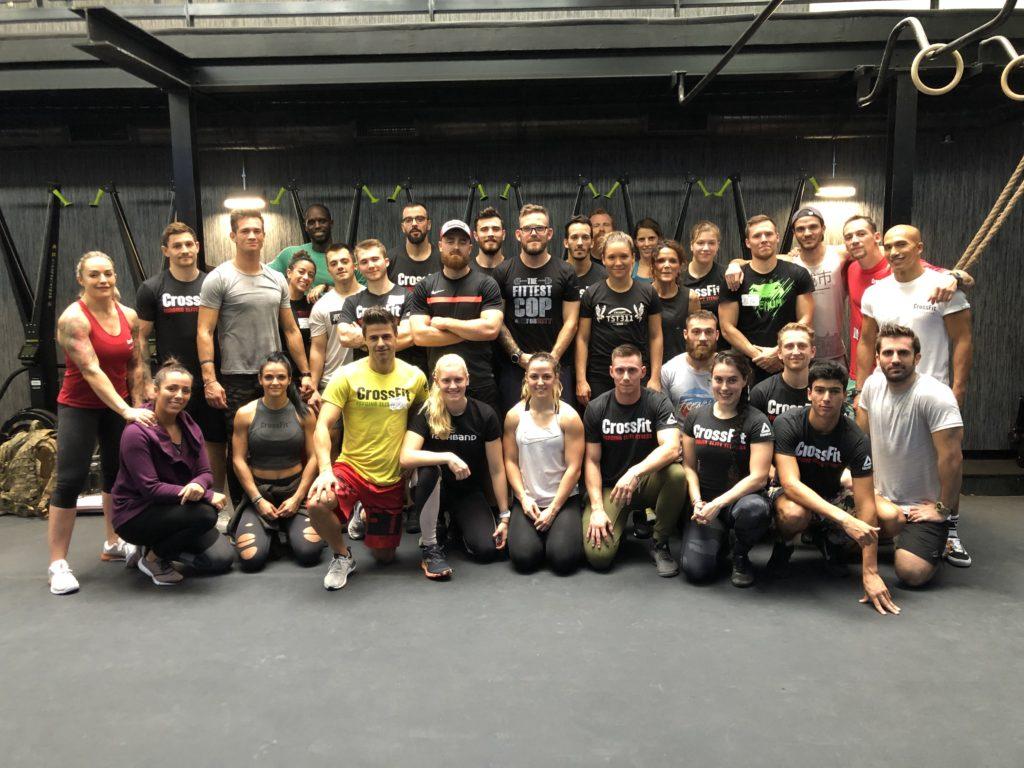 CrossFit de la Paix, Paris, France