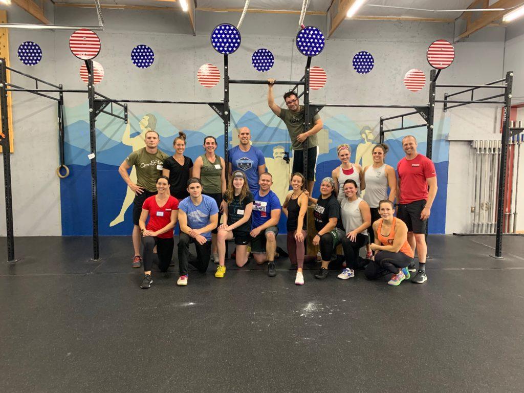 Rushmore CrossFit, Rapid City, SD