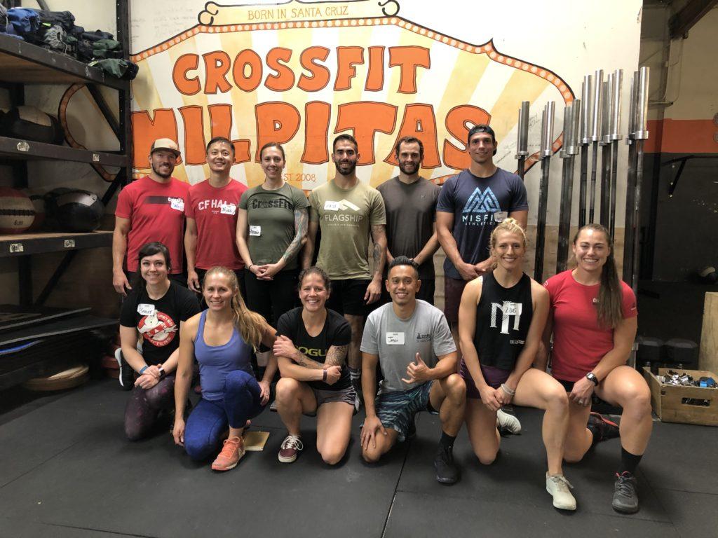 CrossFit Milpitas, Milpitas, CA
