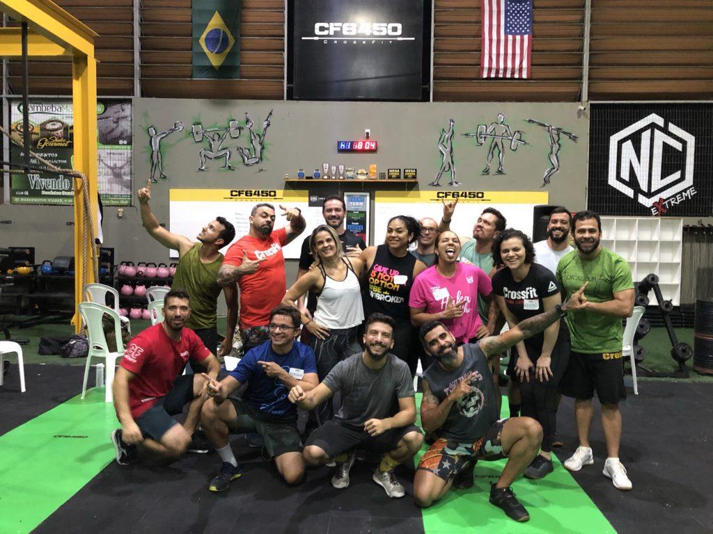 CrossFit 6450, Fortaleza, Brazil