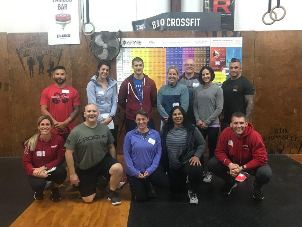810 CrossFit, Grand Blanc, MI