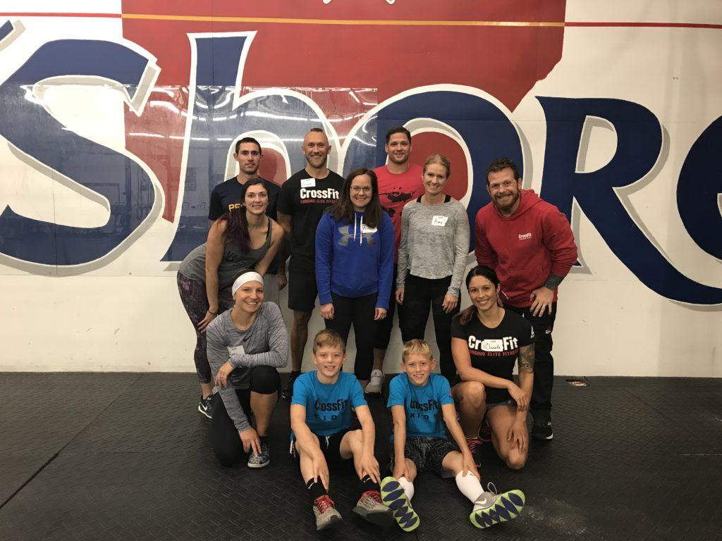 Erie Shore CrossFit, Avon Lake, OH