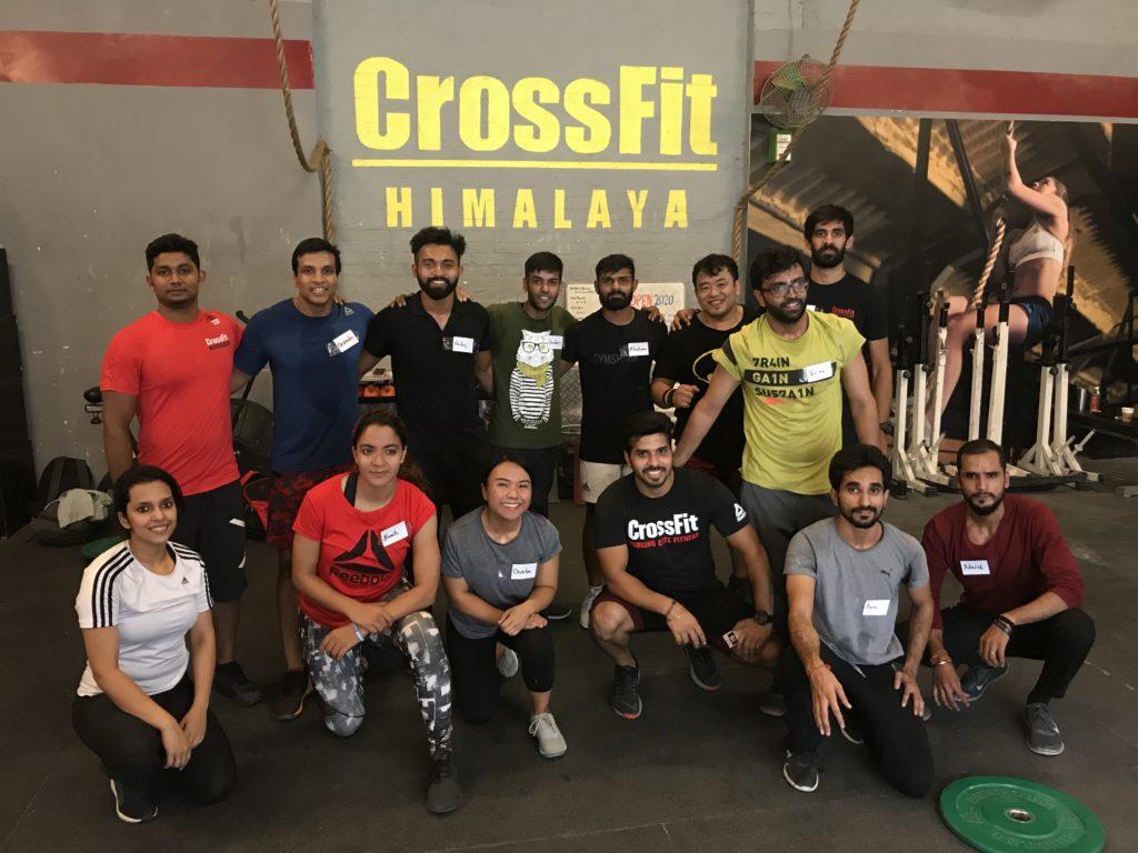 CrossFit Himalaya, New Delhi, India