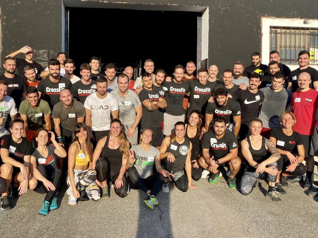 CrossFit Little Hell, Roma, Italy