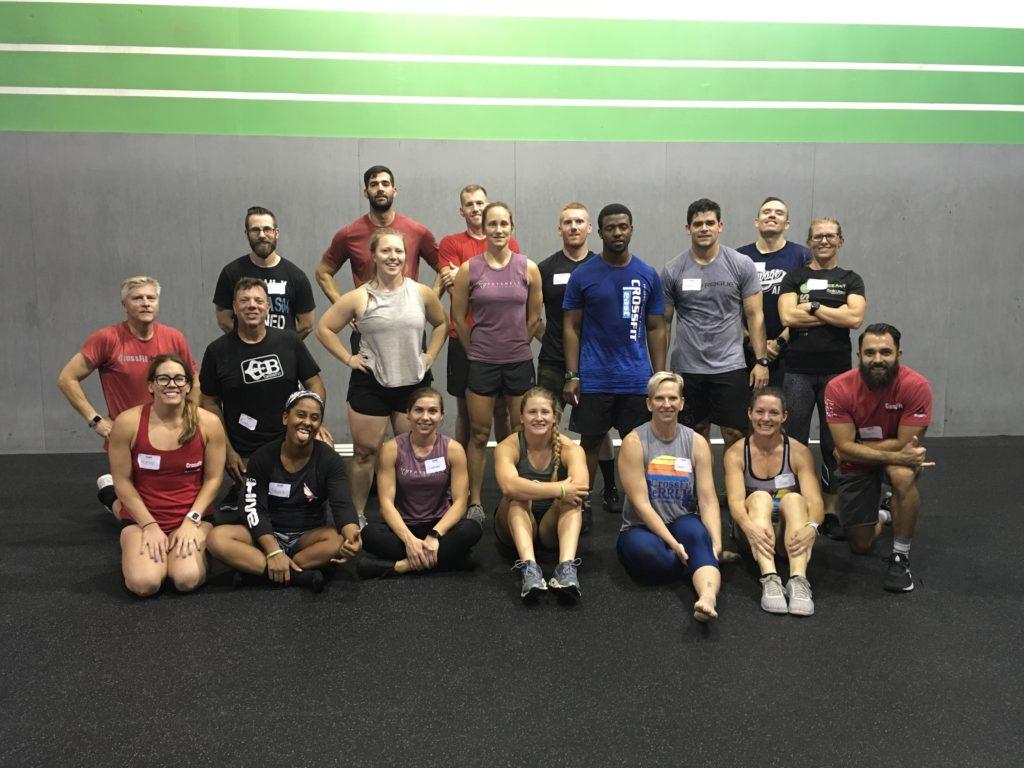 CrossFit SS (South Side), Jacksonville, FL