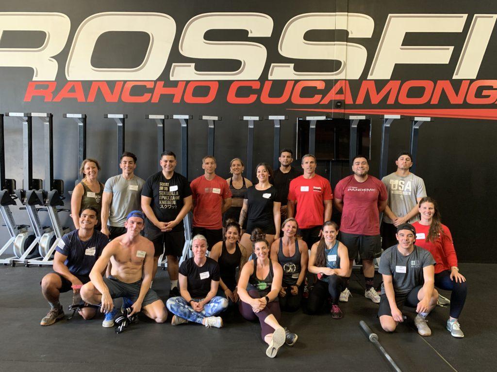 CrossFit Rancho Cucamonga, Rancho Cucamonga, CA