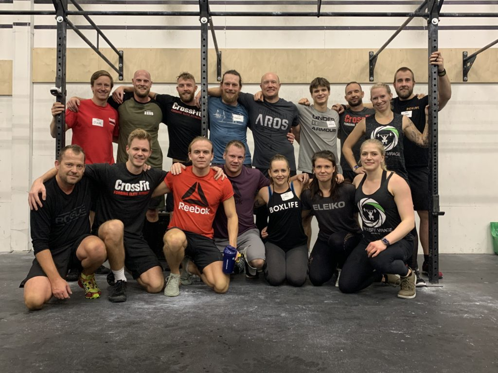 Aarhus CrossFit, Aarhus C, Denmark
