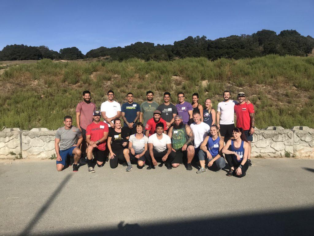 CrossFit Ranch, Aromas, CA