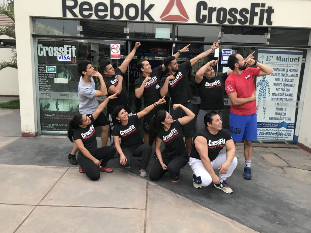 CrossFit Peru, Lima, Peru