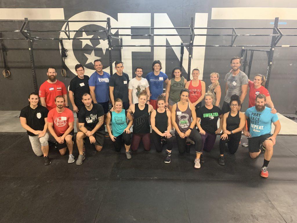 CrossFit Nashville, Nashville, TN