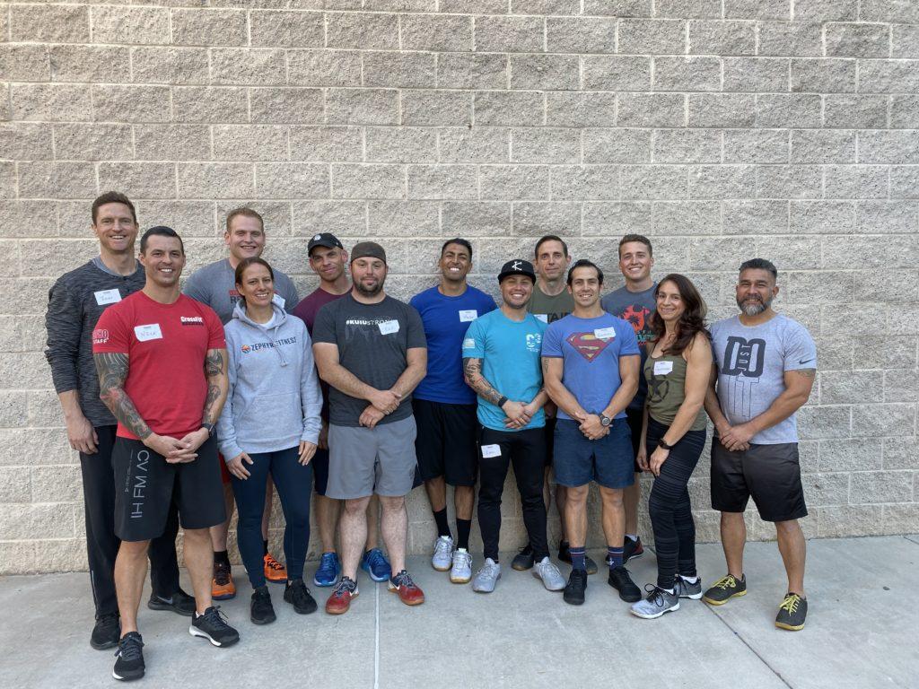 Rio Grande CrossFit, Albuquerque, NM