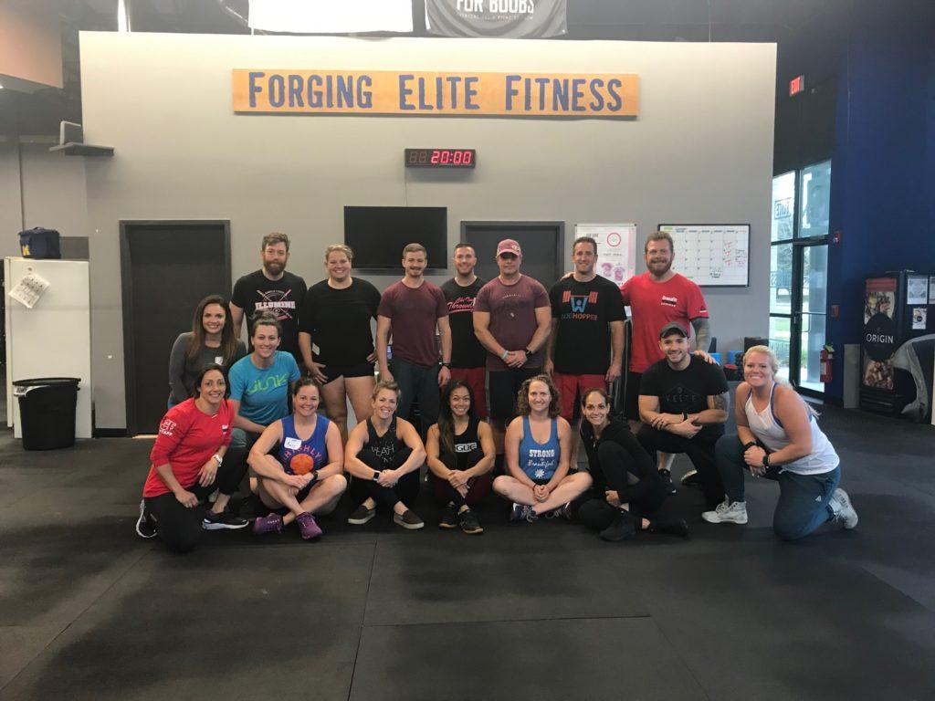 CrossFit Carbon, Vernon Hills, IL