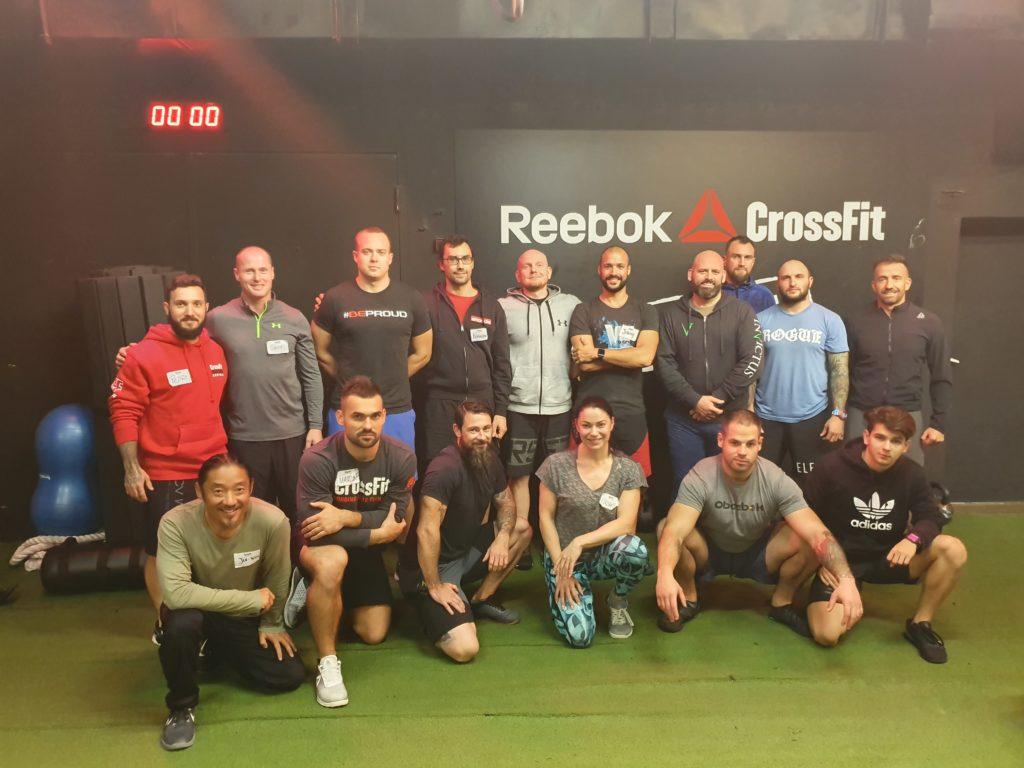 CrossFit Mokotow, Warsaw, Poland