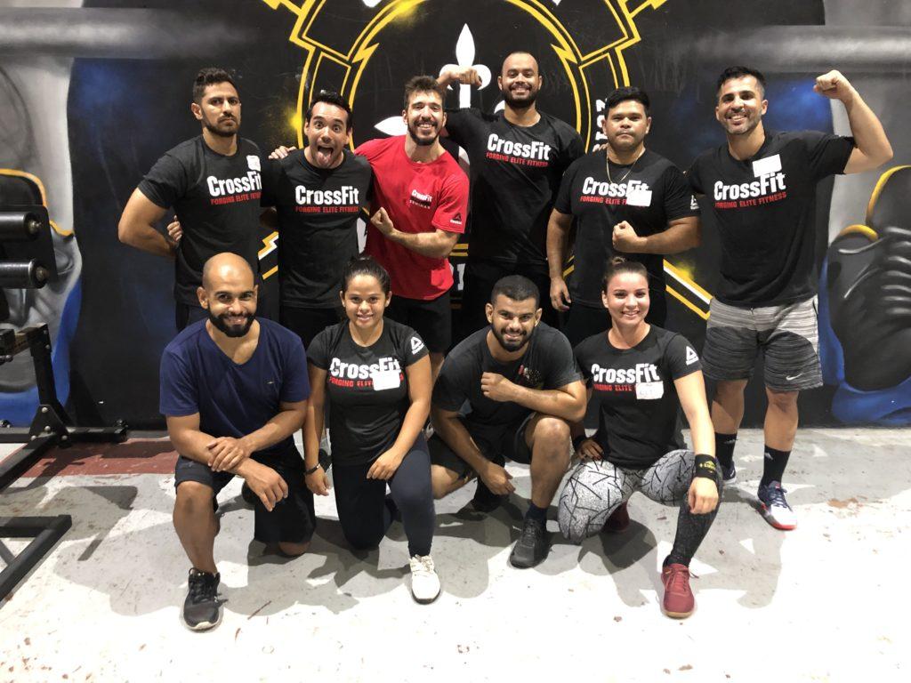 CrossFit Nilton Lins, Manaus, Brazil