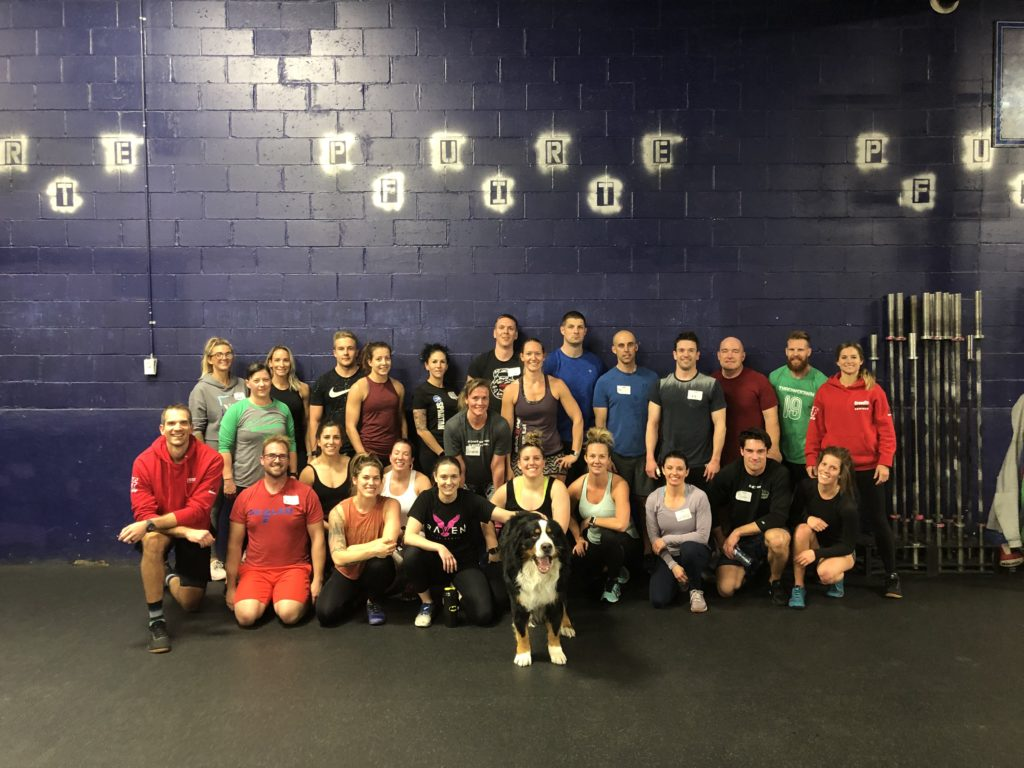 PURE Fitness CrossFit, Red Deer, AB