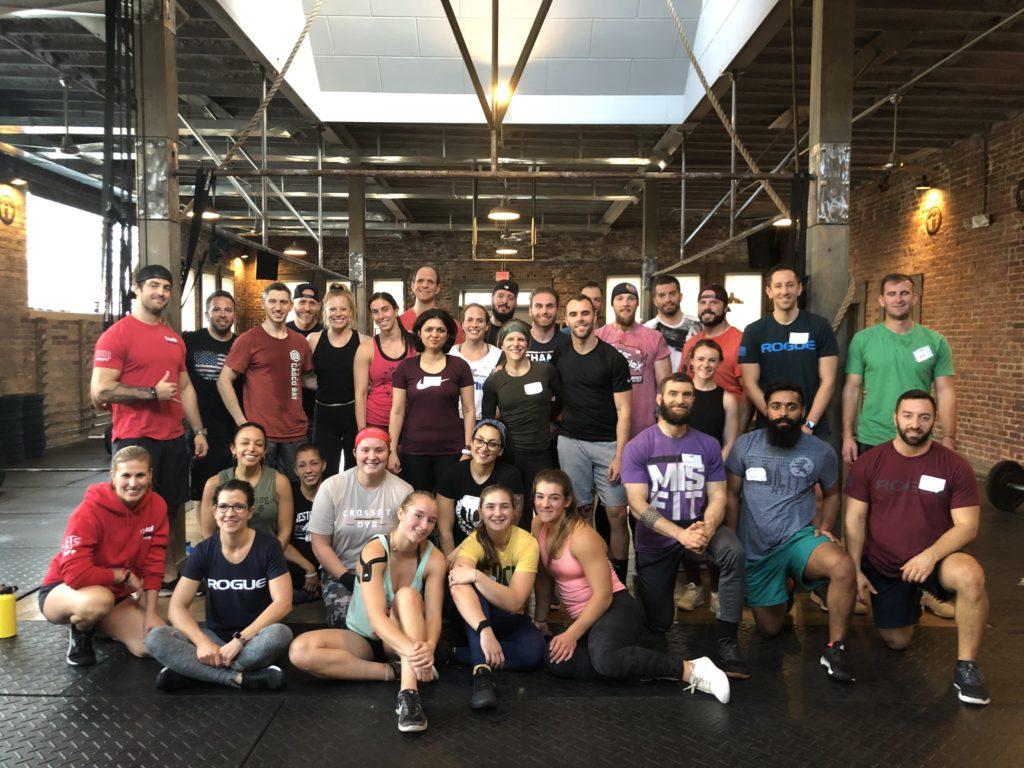 CrossFit Hybrid Athletics Bridgeport, Bridgeport, CT
