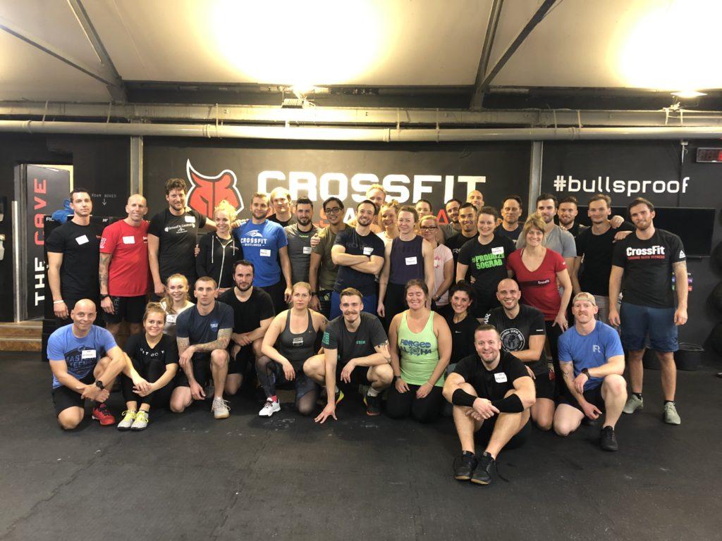 CrossFit Bulls and Bears, Frankfurt, Germany
