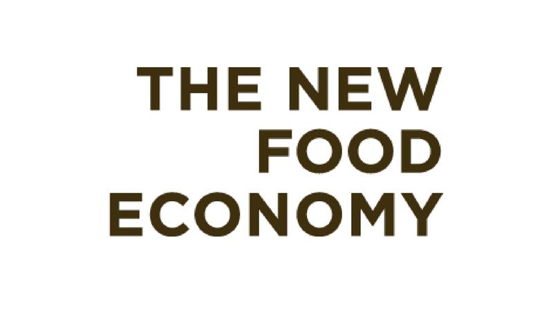 The New Food Economy logo
