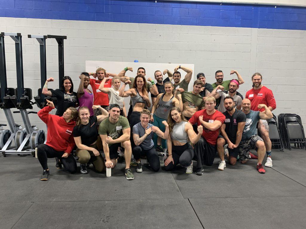 CrossFit Laval, Laval, Quebec