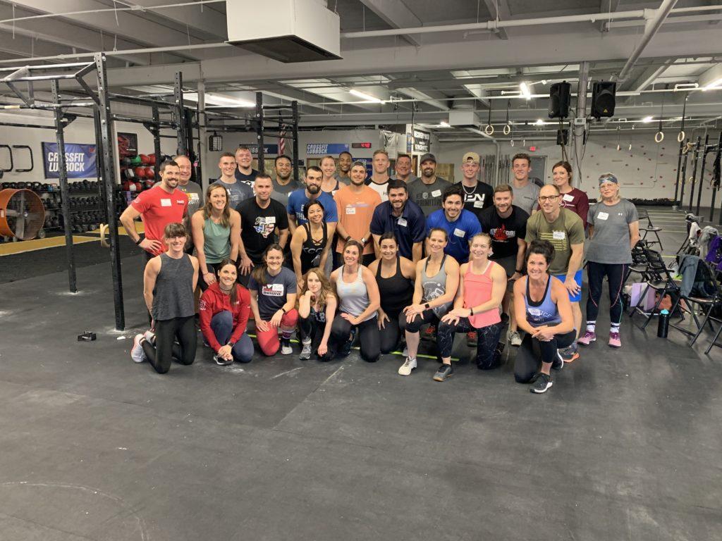 CrossFit Lubbock, Lubbock, TX