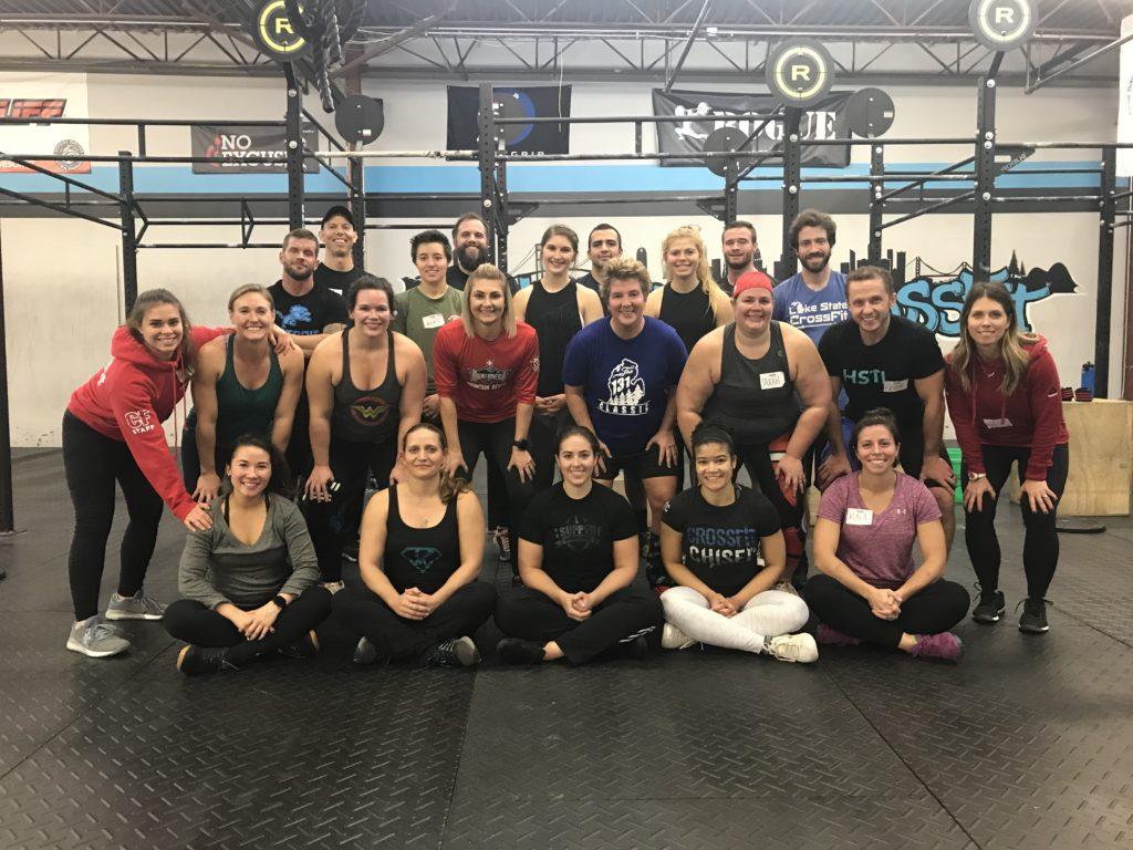 Lake State CrossFit, Dewitt, MI