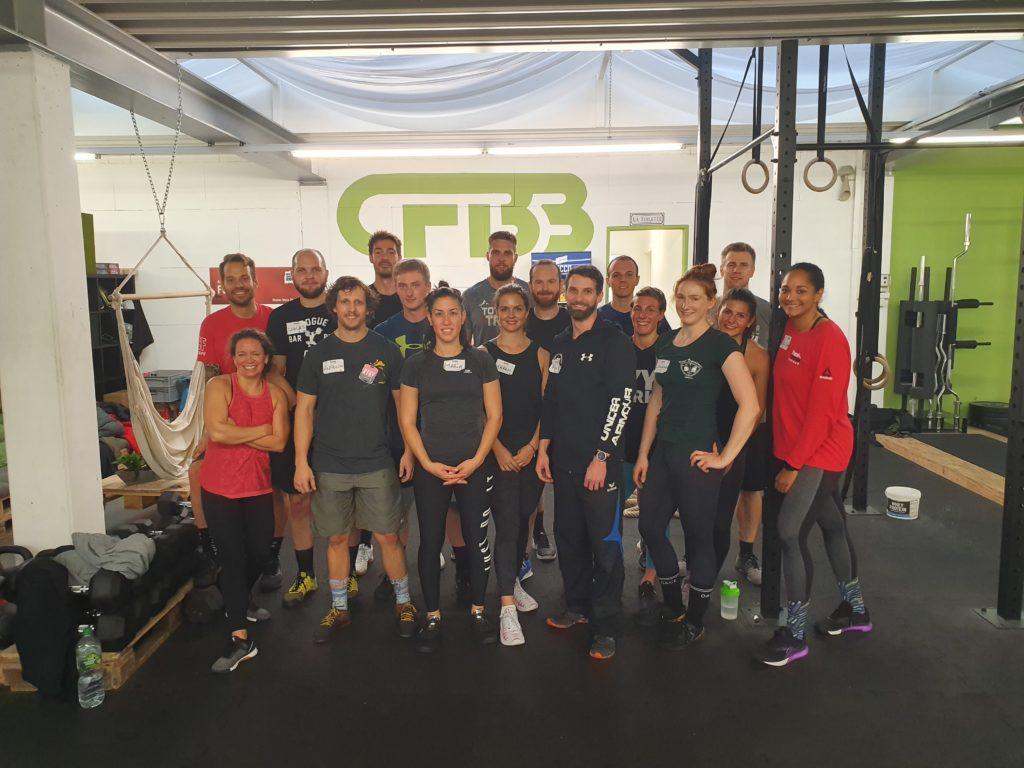 CrossFit Barbell Bros, Bietigheim-Bissingen, Germany