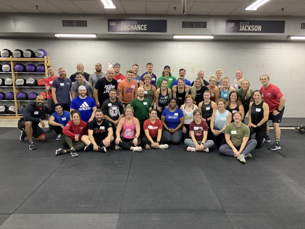 CrossFit Gambit, St Louis, MO