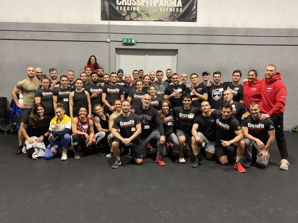 Reebok CrossFit Parma, Parma, Italy