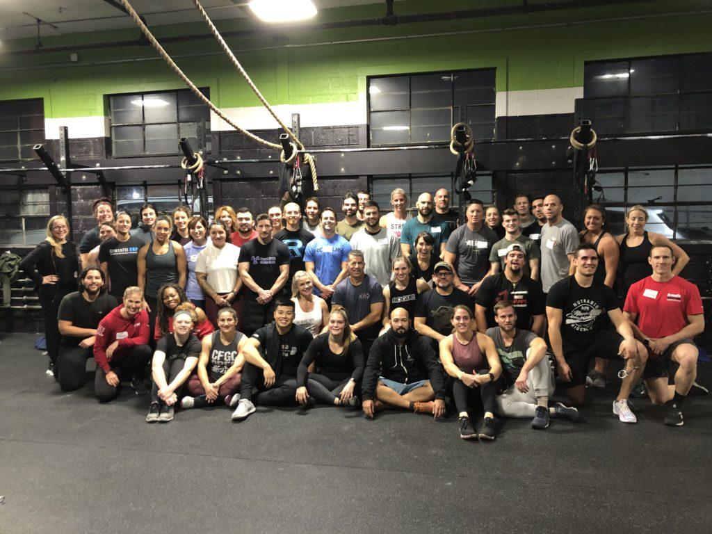 CrossFit Garden City, Mineola, NY