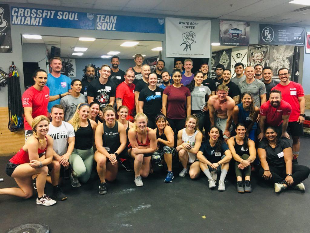 CrossFit Soul Miami, Miami, FL