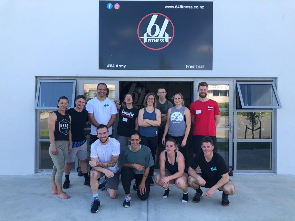 CrossFit Korra, Christchurch, New Zealand