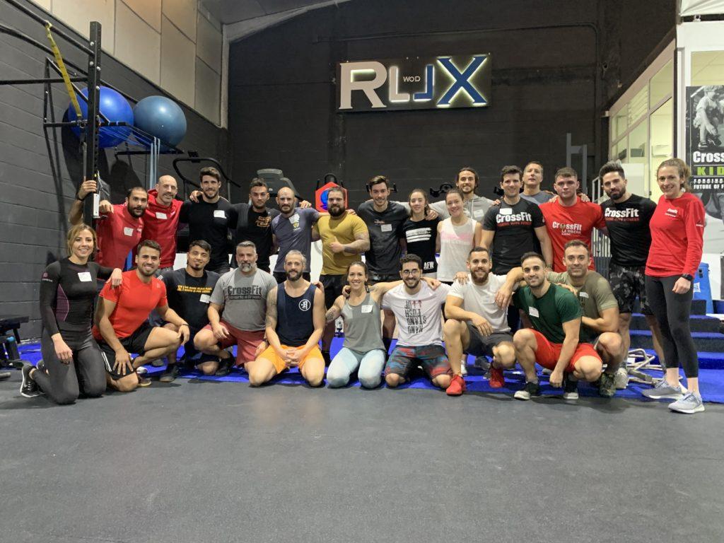 CrossFit Rookies Box, Sevilla, Spain