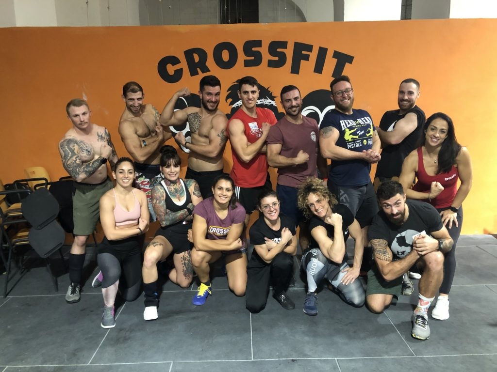 CrossFit Baboons, Palermo, Italy