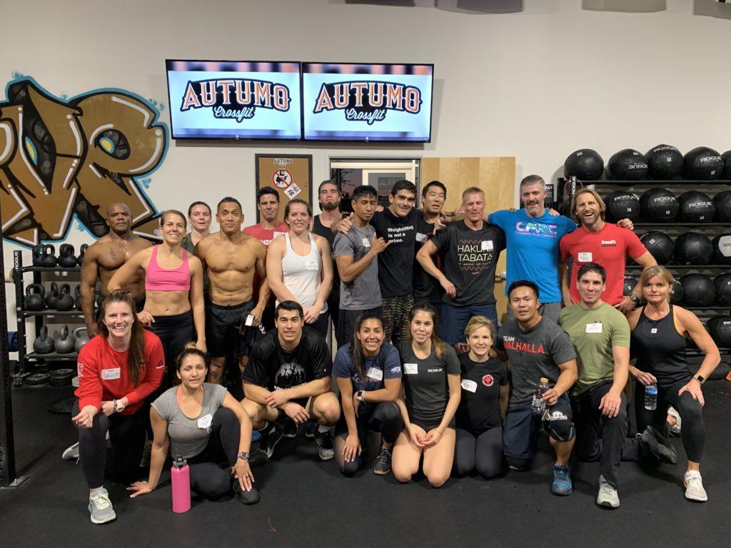 Autumo CrossFit, Moorpark, CA