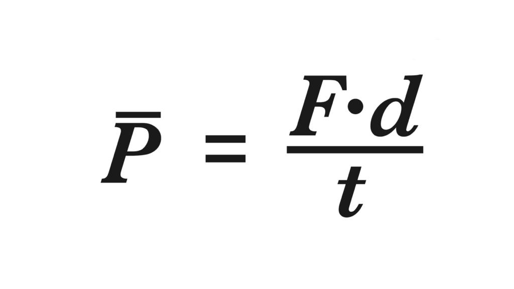 power equation