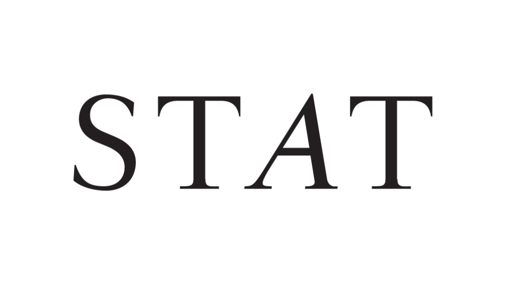 Stat news logo