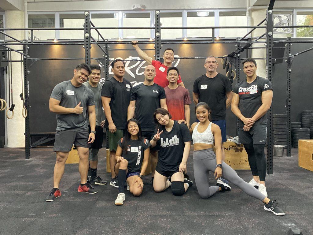 CrossFit Infinitas, Quezon City, Philippines