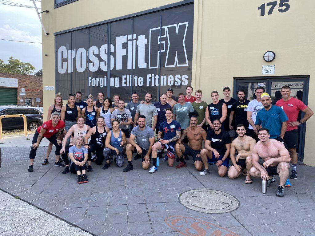 CrossFit Effects (FX), Sydney, Australia