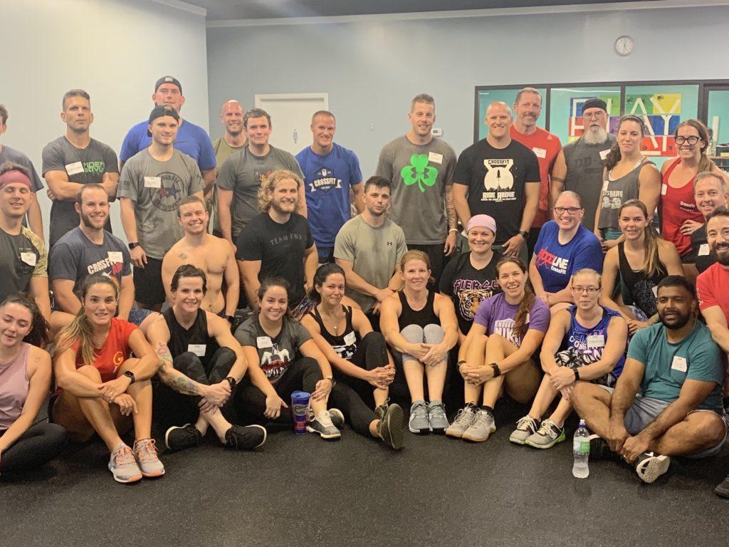 South Tampa CrossFit, Tampa, FL