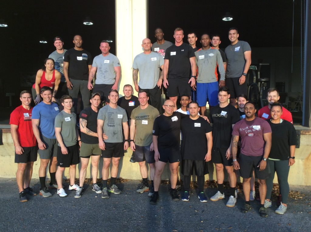 Home of Heroes Functional Fitness Center, Fort Polk, Louisiana