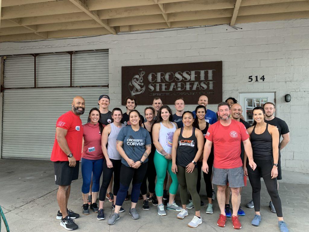 CrossFit SteadFast, Savannah, GA