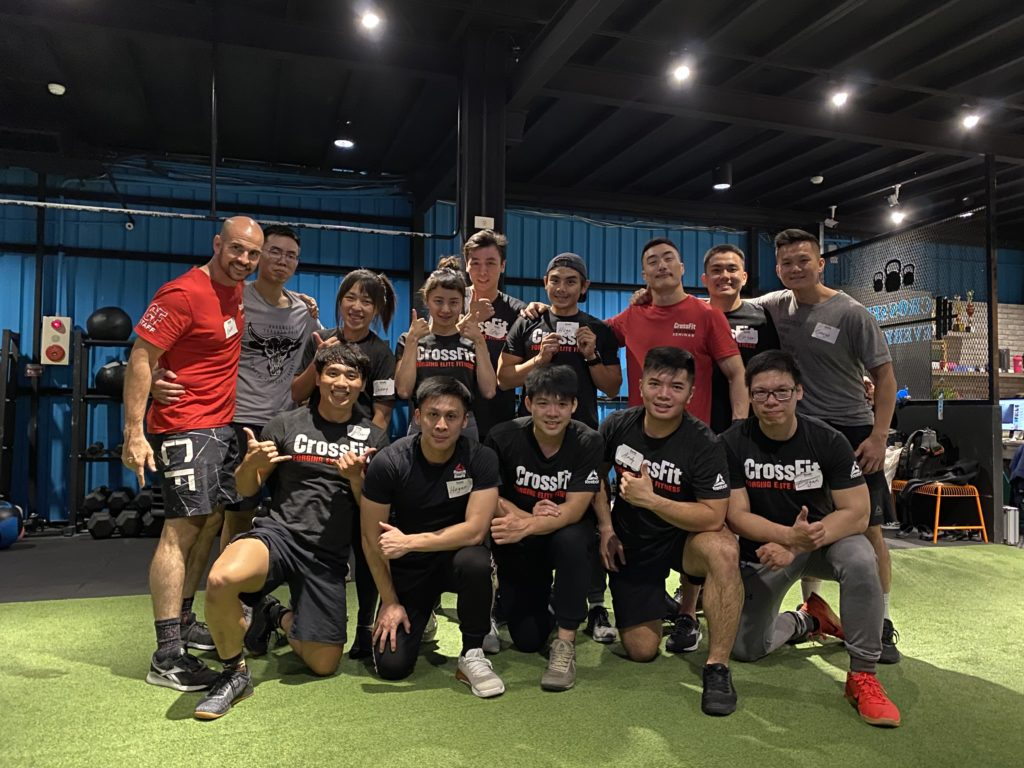 CrossFit Everyday, Kaohsiung City, Taiwan