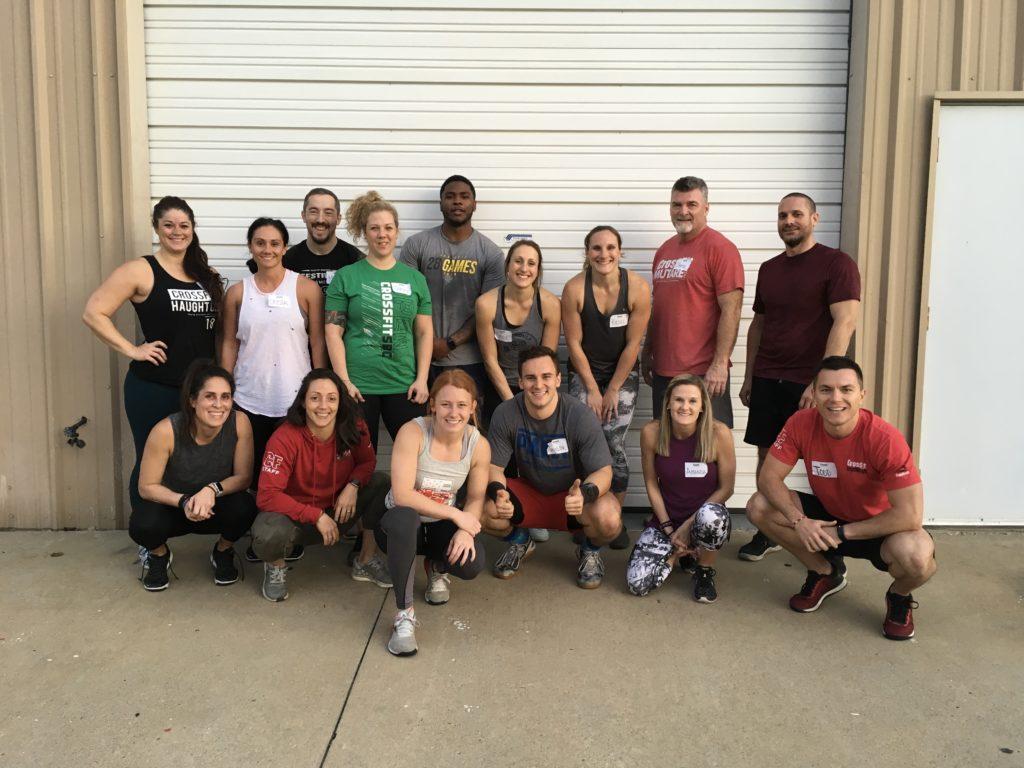 CrossFit SBC, Shreveport, LA