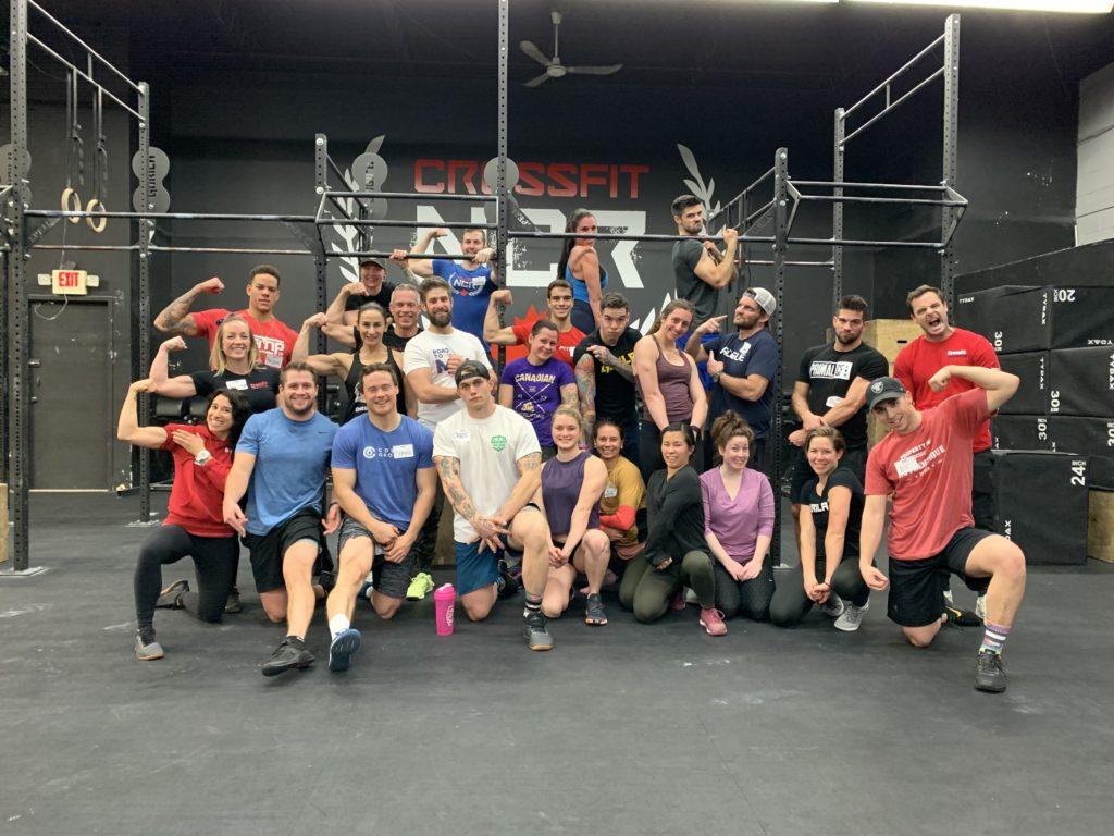 CrossFit NCR, Ottawa, Ontario